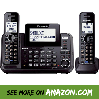 Review The Best Cordless Phone For Seniors 2019 Consumer