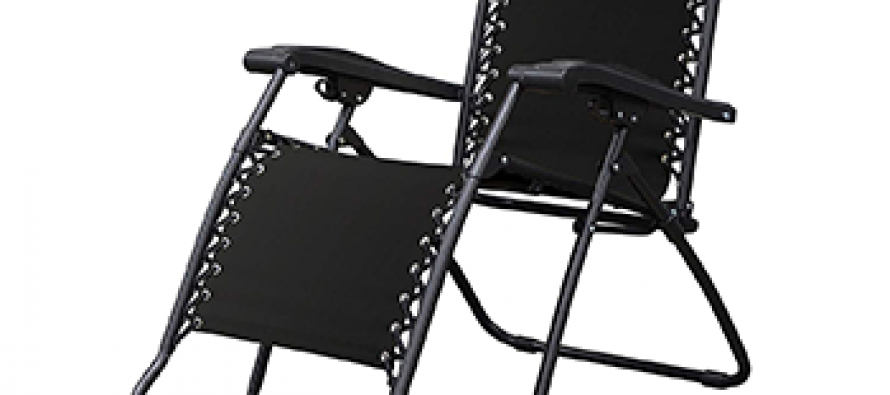 Review the Best Zero Gravity Chair Review 2019