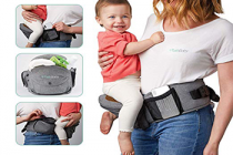 Review the Best Baby Hip Seat Carrier and the TushBaby 2019 – Consumer Reports