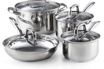 Review the Best Stainless Steel Cookware Set 2019 – Consumer Reports