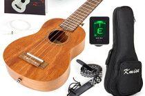Best Soprano Ukulele Starter Kit 2020 – consumer Reports