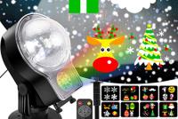 Best Halloween, Christmas Light Projector and Christmas Laser Lights 2020