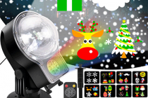 Best Halloween, Christmas Light Projector and Christmas Laser Lights 2020
